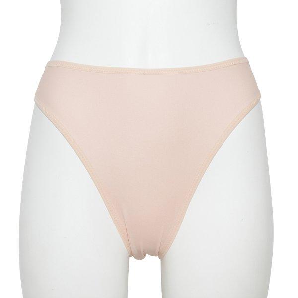 Photo1: Inner Shorts for Ladies Beige, (1)