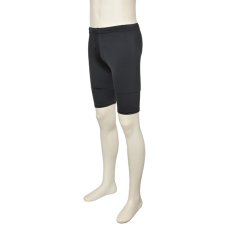 Photo1: Boy's Leotard, Half Pants, Cool & Dry, UPF50+ (1)