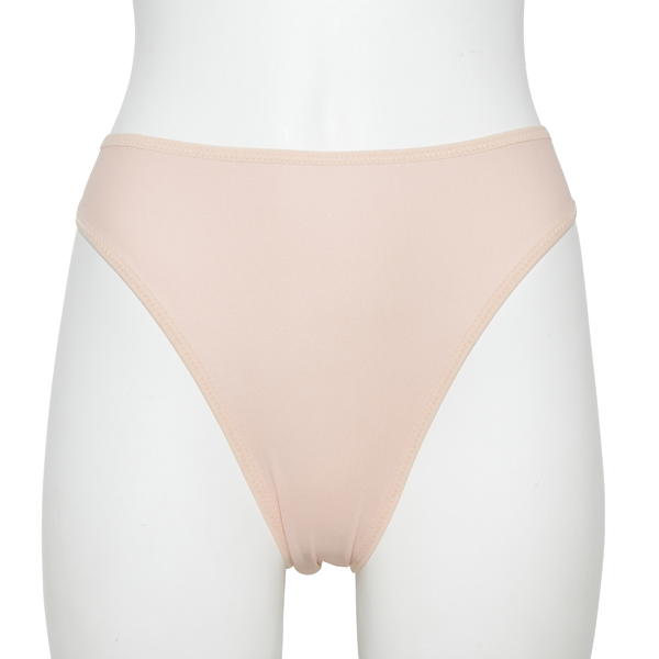 Photo1: Inner Shorts for Ladies Beige, (1)