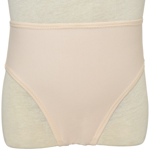 Photo1: Inner shorts for Girts  Beige, Not easy to be seen through (1)